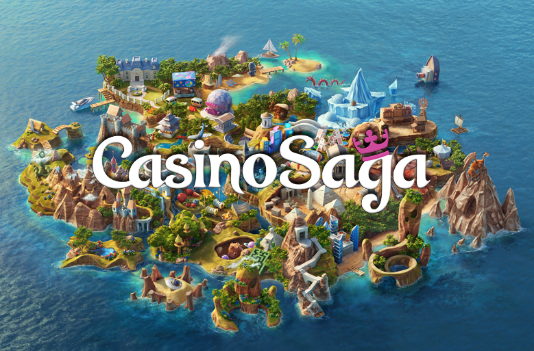 Casino Saga, free spins on Reel Rush