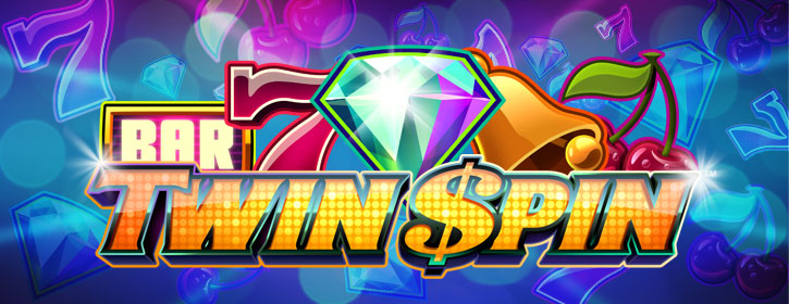 Thrills offering 50 free spins on Twin Spin