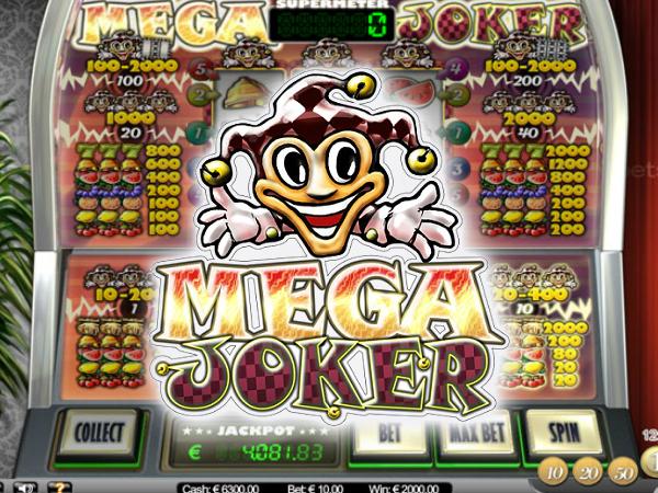 Mega Joker, NetEnt
