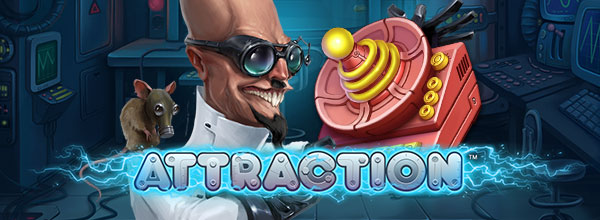 Up to 280 free spins on new Attraction slot