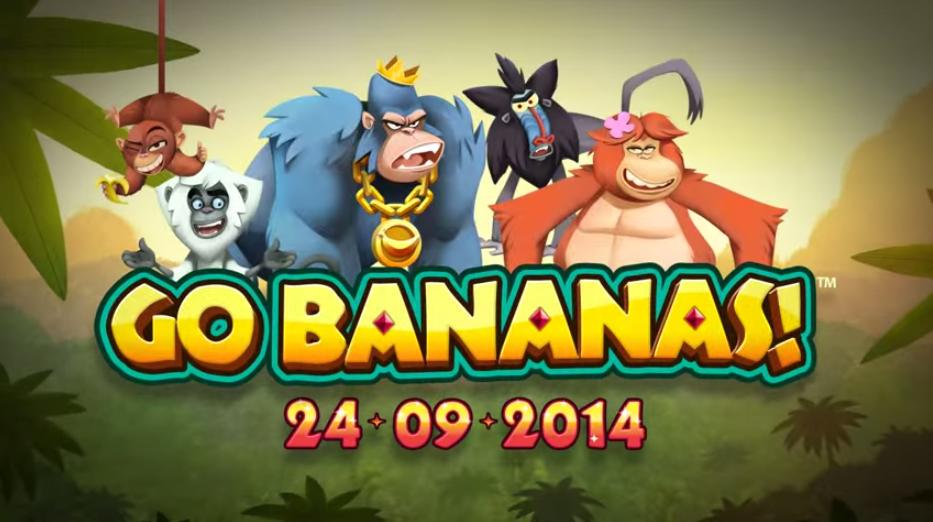 Go Bananas!, upcoming NetEnt slot, Gameplay video