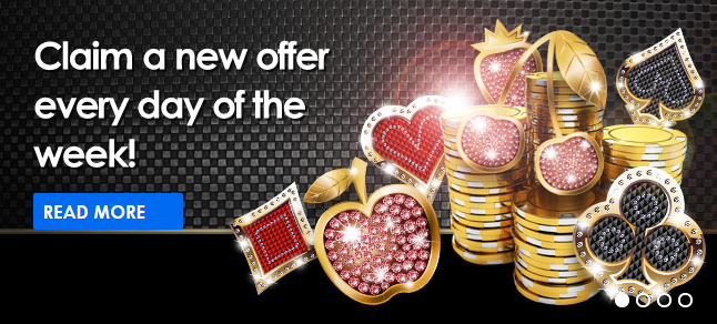 CasinoEuro, amazing daily offers until end of September