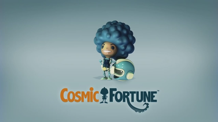 Coming soon, Cosmic Fortune, new progressive slot game