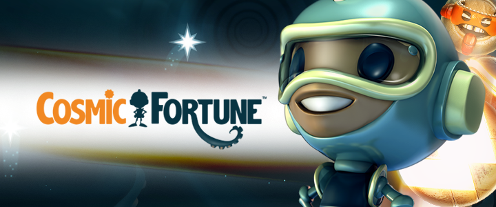 Win a Cosmic Fortune jackpot at Casumo