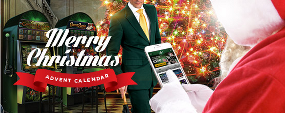 Mr Green's Advent Calendar, bonuses, free spins and iPhones