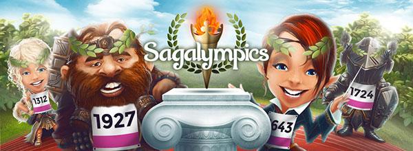 Casino Saga, claim 200 free spins and join Sagalympics soon