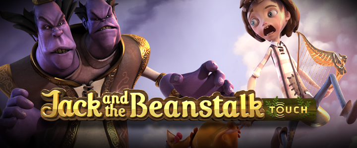 Jack and the Beanstalk Touch now live at mobile casinos