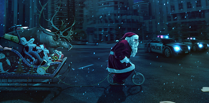 Bad Santa at Betsafe, weekly leaderboards with huge rewards