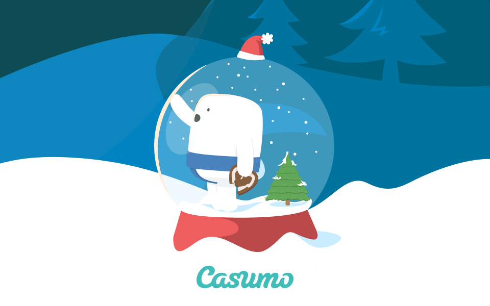Casumo, join the Christmas hunt and receive an iPhone 6