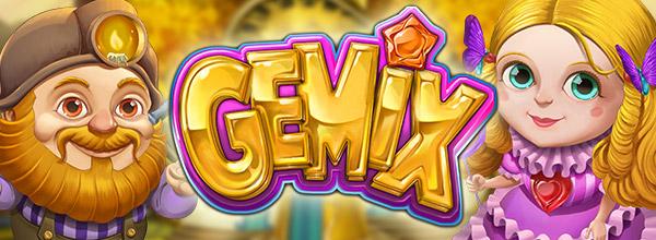 Play Gemix and win an iPad Air at Casino Saga
