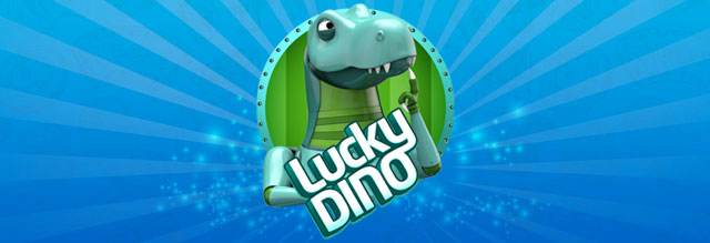 700 free spins available at LuckyDino during Iron Dino