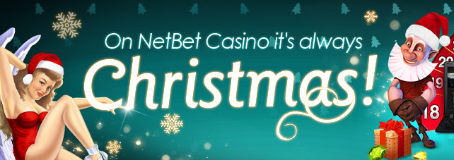 Win a lot of cool prizes with NetBet's Advent calendar