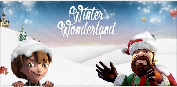 Thrills started their 24 days of Winter Wonderland promotions