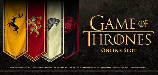 Game of Thrones™ slot game now available at Guts