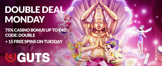 Double Deal Monday at Guts