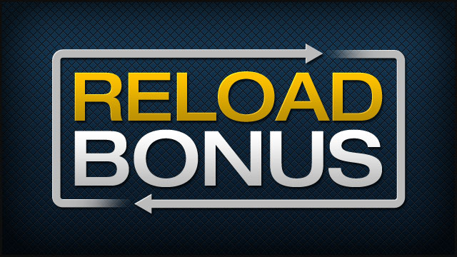 Reload bonuses at Redbet this month