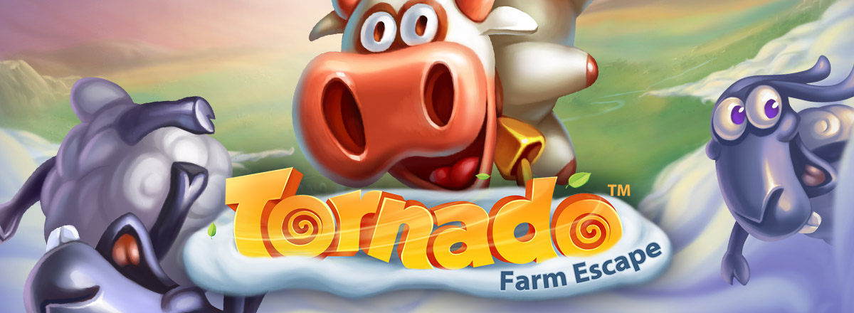 Tornado – Farm Escape now available at NetEnt casinos