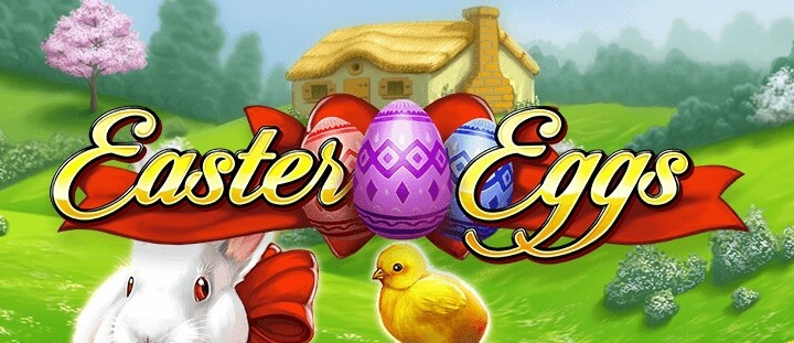 Guts, reload bonus and free spins on Easter Eggs