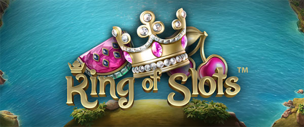 King of Slots, exclusive NetEnt slot game now live