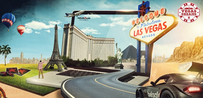 Win the ultimate Las Vegas trip at Betsafe, and much more