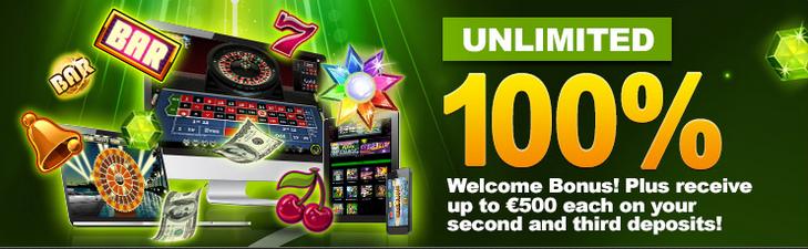 Even bigger welcome bonus at G'Day Casino