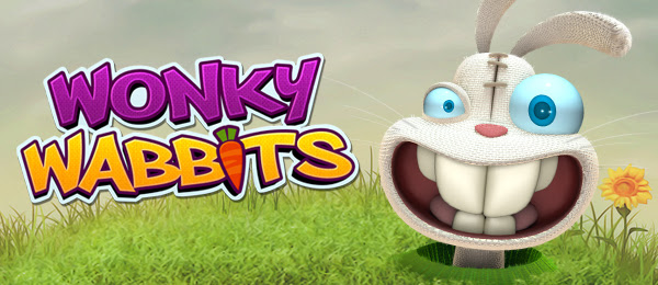 Deposit and get 30 free spins on Wonky Wabbits