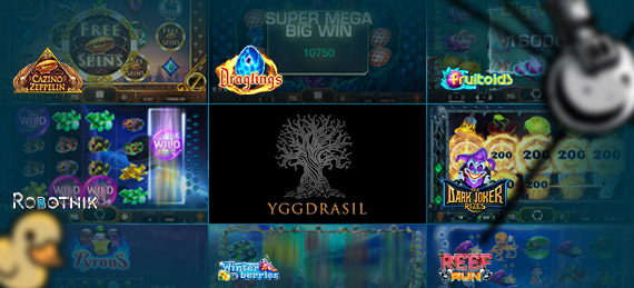 Yggdrasil Gaming now available at Casino Room