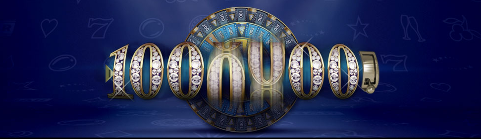 One million free spins giveaway at EuroCasino, no deposit needed