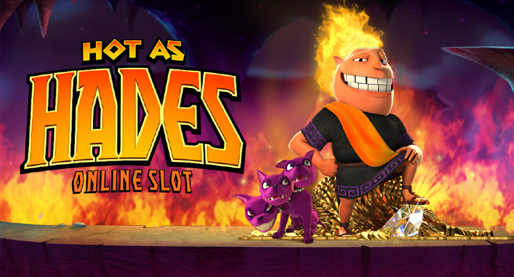 Hot as Hades by Microgaming now live at NetEnt casinos