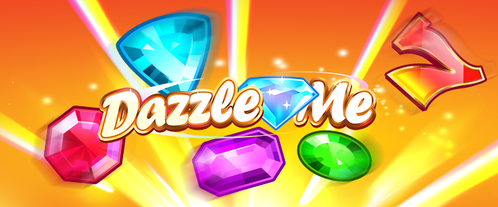 New NetEnt slot Dazzle Me now live at all NetEnt casinos