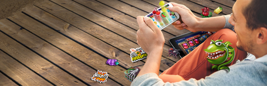 Claim 50 mobile free spins at CasinoEuro