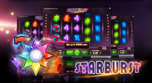 50 no deposit free spins on Staburst for new players