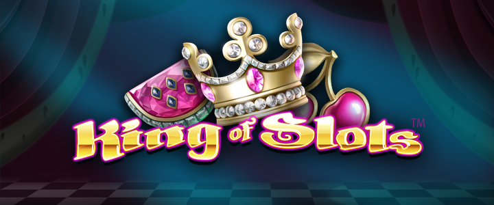 King of Slots, new online slot game by NetEnt