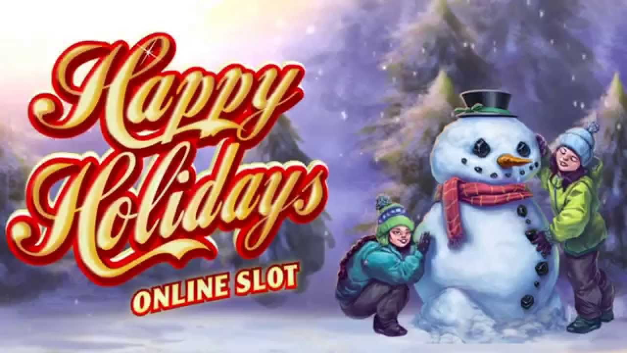 Happy Holidays slot game now available at Betsafe