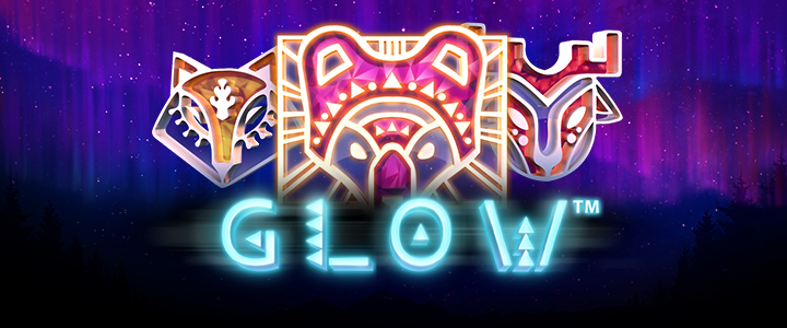 Play Glow at all NetEnt casinos