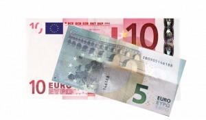 15 Euros, no deposit bonus