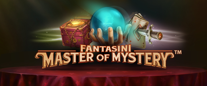 Fantasini: Master of Mystery slot game now live