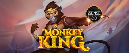 Monkey King, new slot by Yggdrasil Gaming