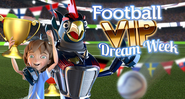 Football VIP Dream Week starts today, win amazing prizes