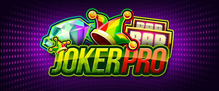 Joker Pro, exclusive NetEnt slot game for Betsson Group