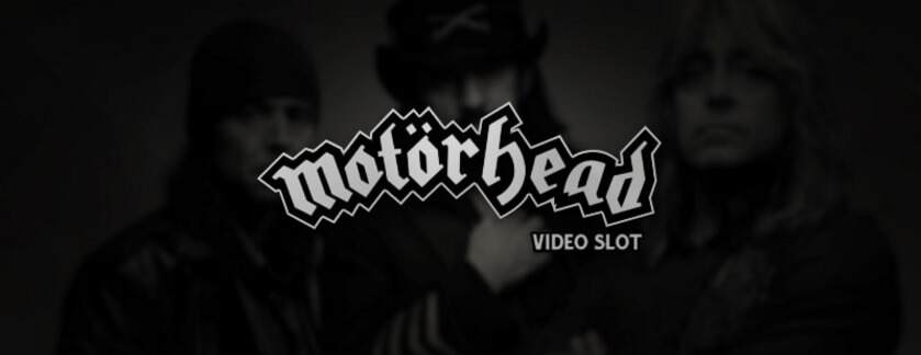 Deposit today for 60 Rocking free spins on Motörhead