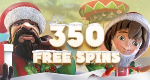 Free spins giveaway