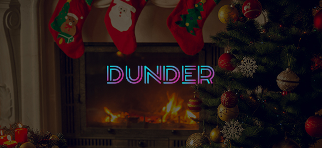 Celebrate Christmas at Dunder Casino