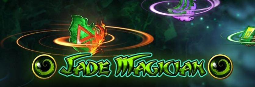 Jade Magician, new Play'n Go slot game