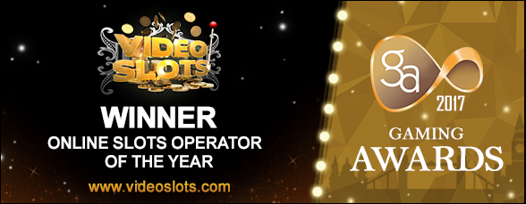 Videoslots, online slot operator of the year