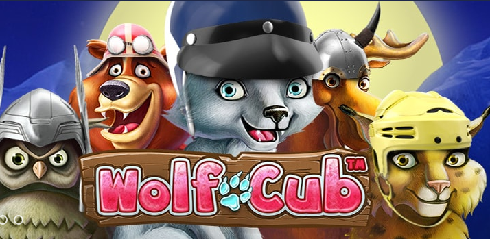 Wolf Cub, exclusive new NetEnt slot game