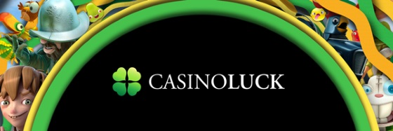 Try the new and improved Casinoluck