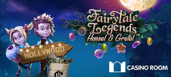 Hansel & Gretel giveaway at Casinoroom