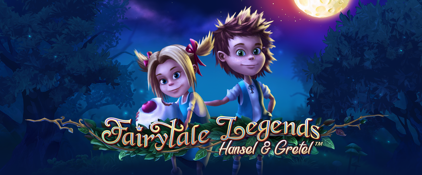 Fairytale Legends: Hansel & Gretel Slot - Try for Free Now