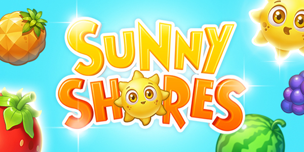 Sunny Shores, great new slot for summer